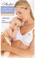 Playtex Expectant Moments Style 4115 - Underwire Nursing Bra