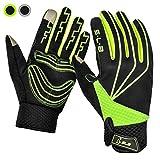 Best Waterproof Gloves - Cycling Gloves, SLB Waterproof Touchscreen in Winter Outdoor Review