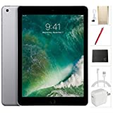 Apple iPad Wifi ???Tablet? MP2F2LL/A? 9,7 inch?? - 32GB?,? Space Grey + ?USA Warehouses Accessories Bundle * Latest 2017 model *