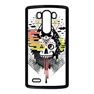 LG G3 Cell Phone Case Black PERSONA OBSCURA Tgkwo