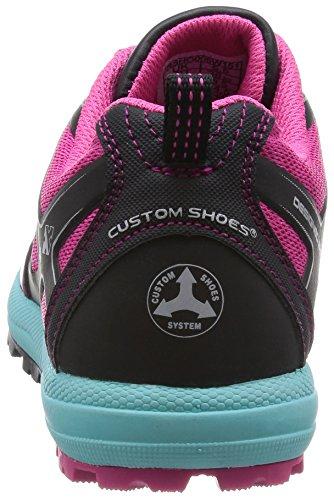 Femme De Dual Framboisechaussures Chaussures Raidlight Finger Trail wqOxY47X