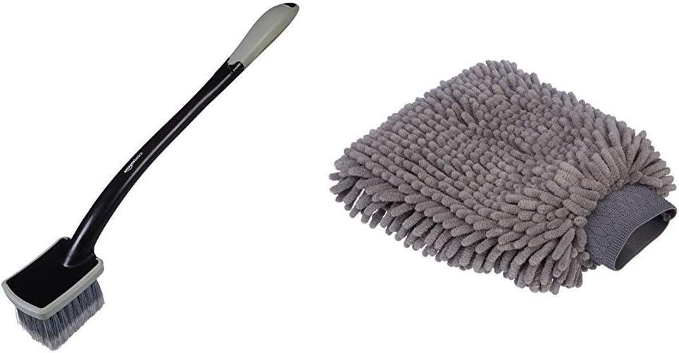 Basics Wheel Brush Short Handle