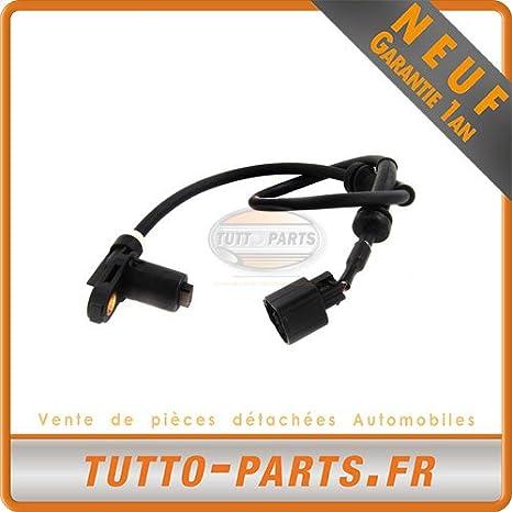 Sensor ABS Delantero Volkswagen Sharan Ford Galaxy Seat Alhambra: Amazon.es: Coche y moto
