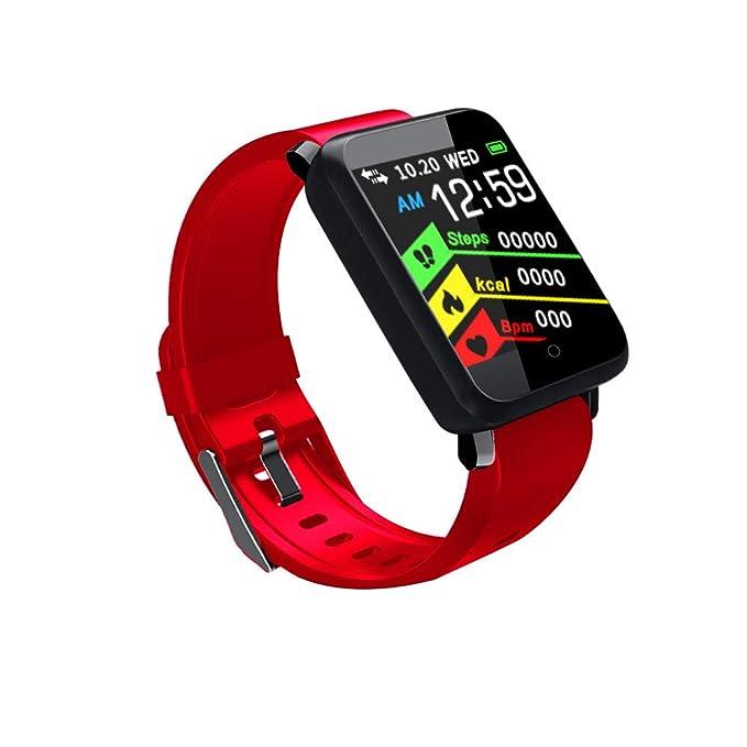 Amazon.com: Yaida Reloj inteligente deportivo Fitness ...