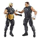 WWE Battle Pack Seth Rollins & Dean Ambrose Figure 2-Pack
