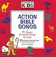 Action Bible Songs by Cedarmont Kids (2000-07-28)