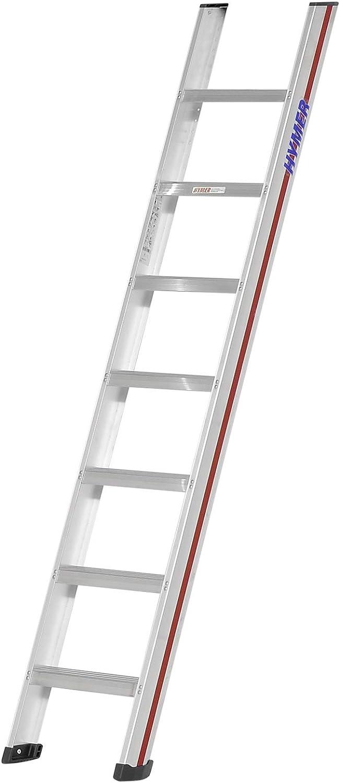 HYMER 601206 - Escalera de tijera: Amazon.es: Bricolaje y herramientas