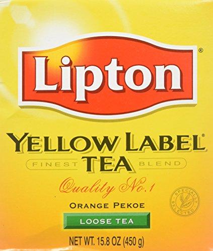 Lipton Yellow Label Tea (loose tea) - 450g ()