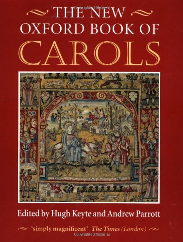 - The New Oxford Book of Carols