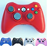 PomeMall Xbox 360 2.4G Wireless Controller (Red) Review