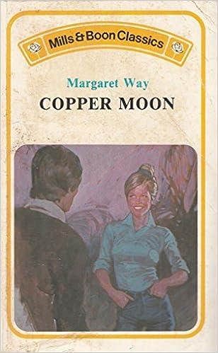 Book Copper Moon