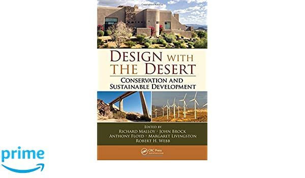 design with the desert conservation and sustainable development