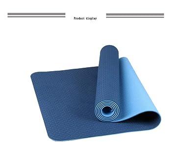 QINSH Estera de Yoga Colchoneta Antideslizante para Gimnasia ...