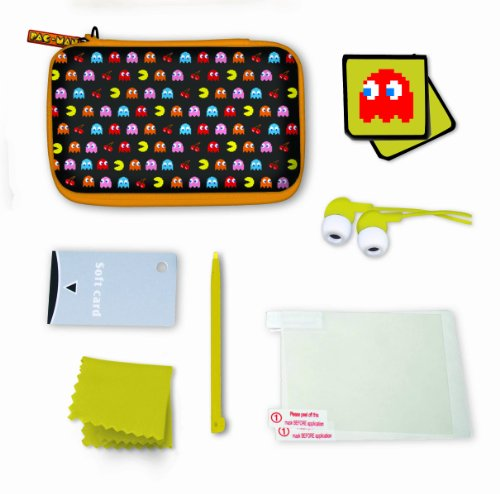 Pac-Man 7-in-1 Accessory Kit (3DS, DSi, DS Lite)