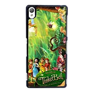 Sony Xperia Z3 Cell Phone Case Black Tinkerbell AS7YD3611705