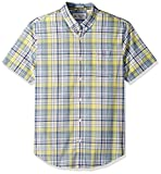 Original Penguin Men's Short Sleeve Stretch P55, Limelight, Extra Extra Large