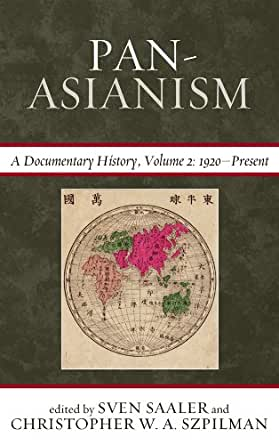 Amazon Com Pan Asianism A Documentary History 1920 border=