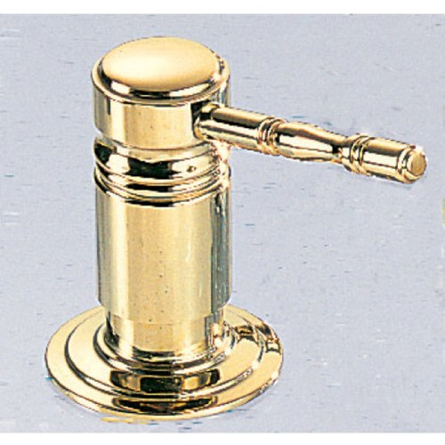 Franke SD-180 Traditional In-Sink Soap or Lotion Dispenser, Satin Nickel by Franke