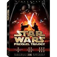 Trilogía de precuelas de Star Wars (edición panorámica)