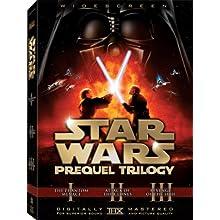 Star Wars Prequel Trilogy (Widescreen Edition) (2008)