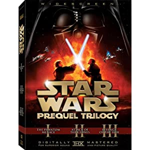 Star Wars Prequel Trilogy (Widescreen Edition) (2008)