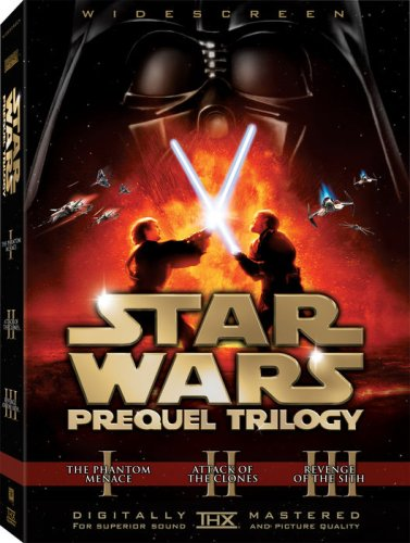 Star Wars Prequel Trilogy (Widescreen Edition) by Star Wars