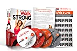 Walk Strong: 6 Week Total Transformation System (10 complete workouts on 4 discs plus wall calendar)
