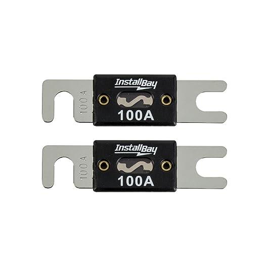 Install Bay ANL100-10 - 100 Amp ANL Fuses (10 Pack)