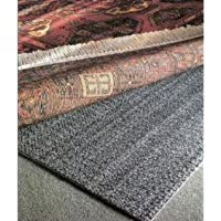 4x6 Teebaud Non-skid Reversible Rug Pad for Rugs on Carpet and Hard Floor Surfaces