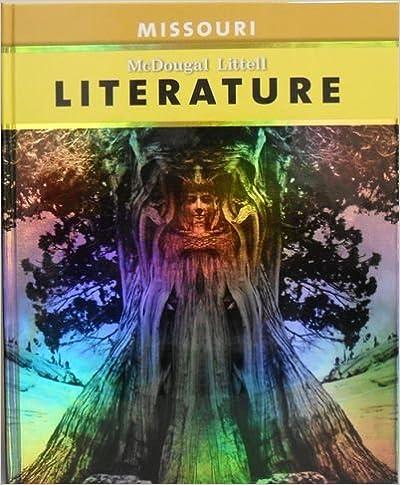 McDougal Littell Literature Missouri: Student's Edition