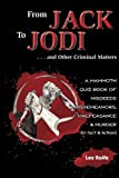 From Jack to Jodi, Lee Rolfe, 1499218478