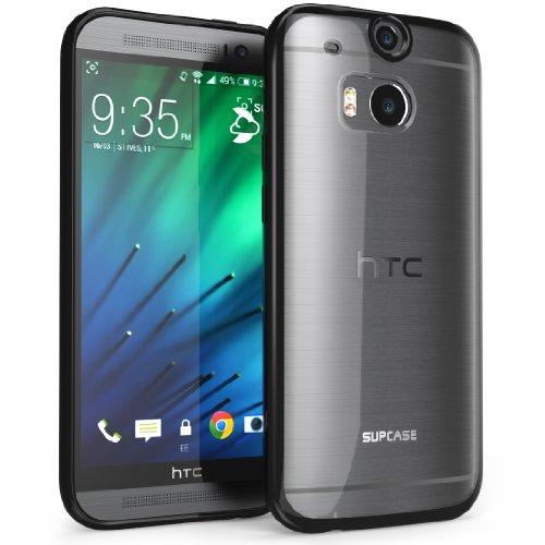 HTC One M8 Case, SUPCASE Premium Hybrid Protective Bumper Case for HTC One M8 (2014 Release), (Htc One M8 Premium Case)