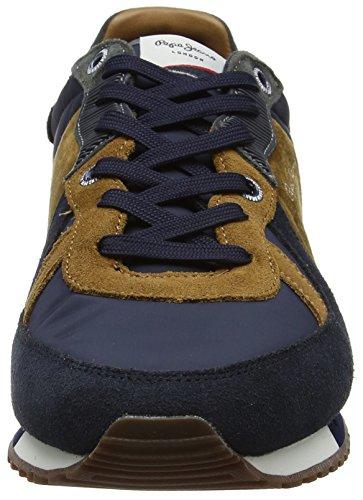 Tinker Marine Basses Pepe Bleu Homme Jeans West Bleu Sneakers SgqaRx