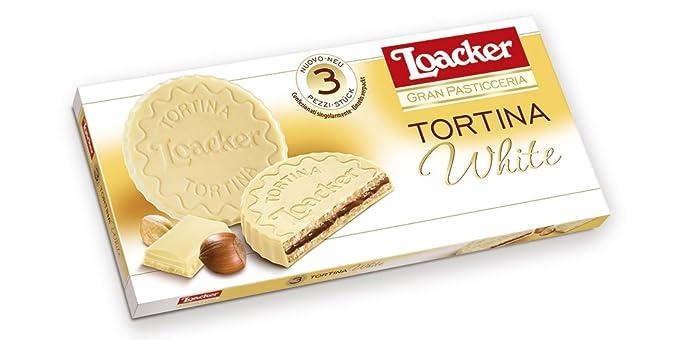 Paquete Galletas Tortina Loacker 3 Piezas 21Gr X 3