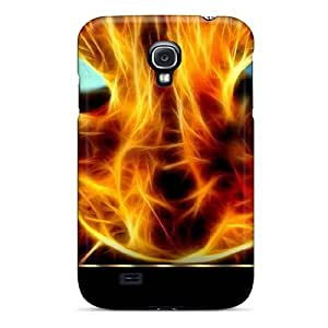 Protection Case For Galaxy S4 / Case Cover For Galaxy(cat)