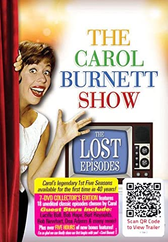 Carol Burnett Show: The Lost Episodes Limited Edition (7 DVD Collection) (Dvd Carol Burnett)