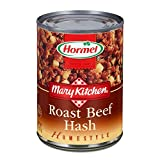 Hormel Mary Kitchen Roast Beef Hash, 14 Ounce (Pack of 12)