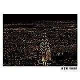 Lago Scratch Night View (New York City)