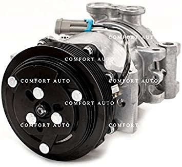 Amazon Com 1996 1997 1998 Chevrolet P30 5 7l 4 3l 6 5l 7 4l Brand New Ac Compressor With Clutch 1 Yr Warranty Automotive
