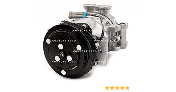 Amazon.com: 1999 1998 1997 1996 GMC C1500 C2500 C3500 Sierra Suburban Brand New AC Compressor with Clutch 1 YR WARRANTY: Automotive