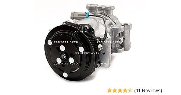 Amazon.com: 1999 1998 1997 1996 Chevrolet K1500 K2500 K3500 Silverado Suburban Cheyenne Brand New AC Compressor with Clutch 1 YR WARRANTY: Automotive