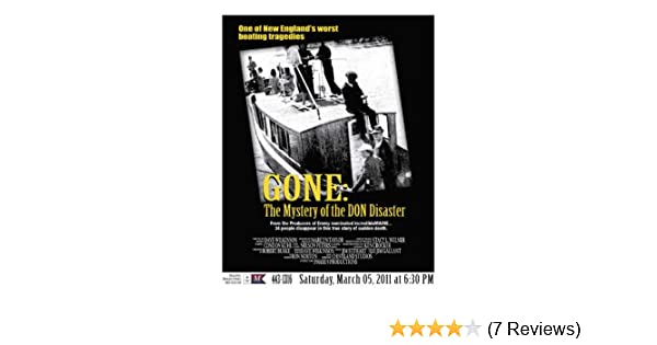 Amazon.com: GONE: The Mystery of the Don Disaster: Createspace: Amazon Digital Services LLC