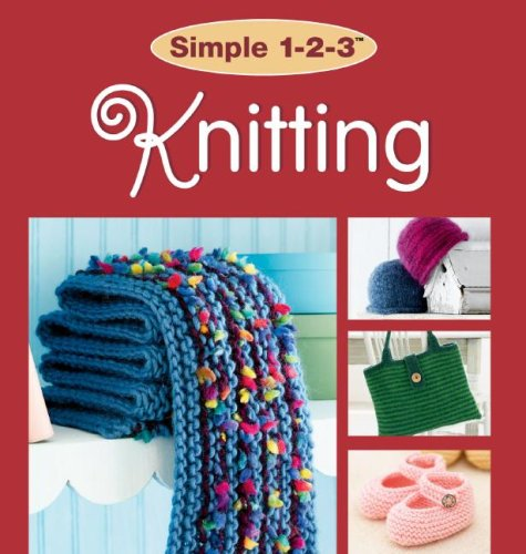 Simple 1-2-3 Knitting by Publications International