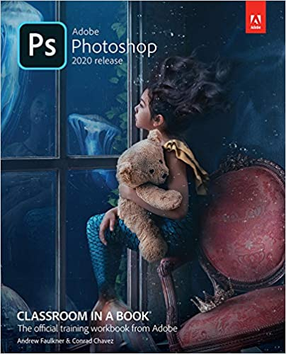 Adobe Photoshop Classroom in a Book (2020 release) [True EPUB] + Lessons / codes