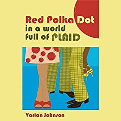 Red Polka Dot in a Plaid World
