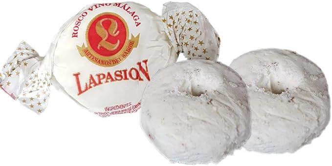 LAPASION - Rosco de Vino Malaga 4 Kg.