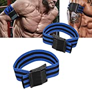 Occlusion Training Band,2 Pack Blood Flow Restriction Bands, BFR Band for Exercise and Fitness, Gain Fast Musc