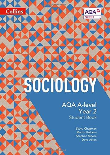 AQA A Level Sociology Student Book 2 (Collins AQA A Level Sociology)