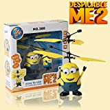 Upgrades Package !Remote Control Rc Helicopter Flying Despicable Me Minion Quadcopter Drone Ar.drone Kids Toy Vs Fairy Doll X5c