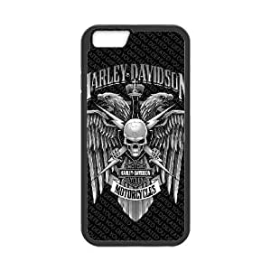 iPhone 6 Plus 5.5 Inch Cell Phone Case Black Harley Davidson Phone Case Protective XPDSUNTR28801